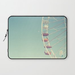 Touch the Moon Laptop Sleeve