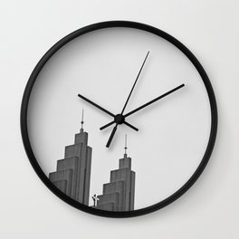 Akureyrarkirkja Wall Clock