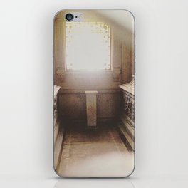 Mausoleum Glow iPhone Skin