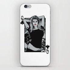 Clubs iPhone & iPod Skin
