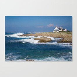 South Bretagne Canvas Print