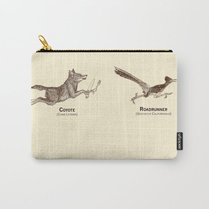 Endangerous Species Carry-All Pouch