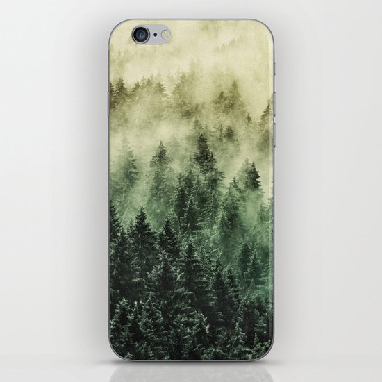 Everyday // Fetysh Edit iPhone & iPod Skin