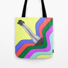 Head Dive Tote Bag