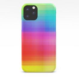 Rainbow Colors iPhone Case