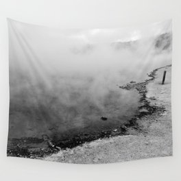 The Geyser Edge Wall Tapestry