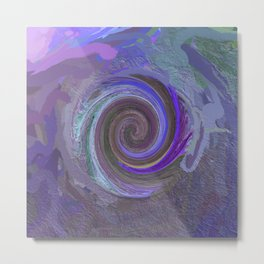Abstract Mandala 277 Metal Print