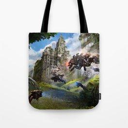 Liverpool [Horizon Zero Dawn] Tote Bag