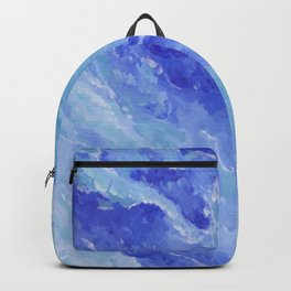 Heart Wave Backpack
