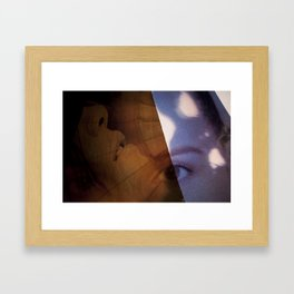 inside Framed Art Print
