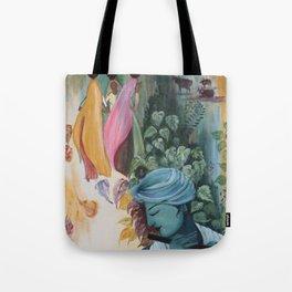 OMG-Krishna Tote Bag