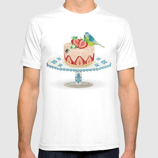 life is short, take a dessert  T-shirt