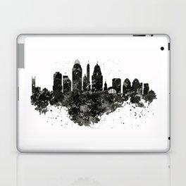 Cincinnati Skyline Black and White Laptop & iPad Skin