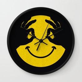 Make You Smile Wall Clock