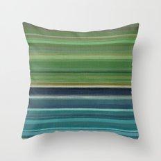 Just Stripes Throw Pillow