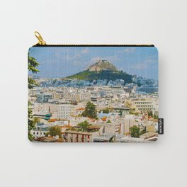 Mount Lycabettus - Athens Greece Carry-All Pouch