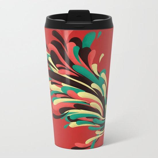 Avian Metal Travel Mug