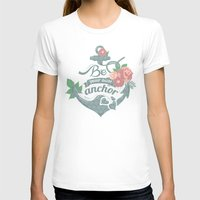 anchor T-shirts featuring Anchor by siny