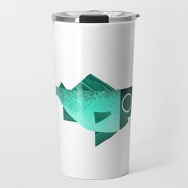 Cian fish Travel Mug
