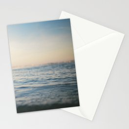 Sinking in Thin Air Stationery Cards