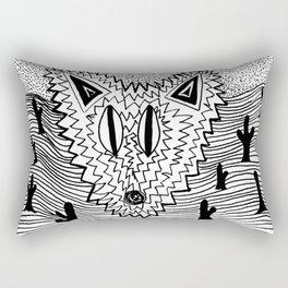 Coyote Rectangular Pillow