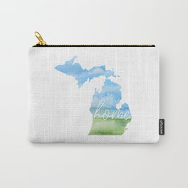 Michigan Home State Carry-All Pouch