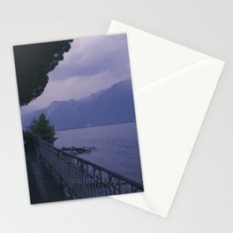Enjoy the rain Stationery Cards