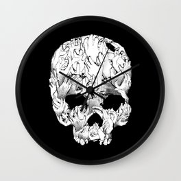 Shirt of the Dead Wall Clock