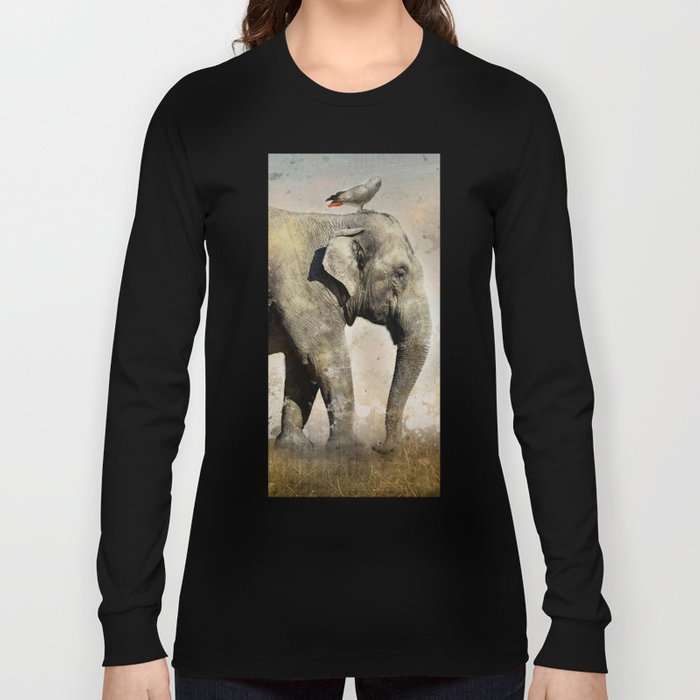 along for the ride Long Sleeve T-shirt