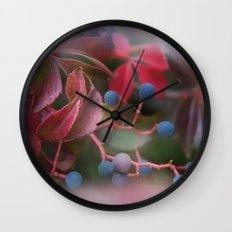 fall is coming -10- Wall Clock