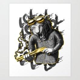 Ulbahs 2. Art Print