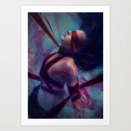 Binds Art Print