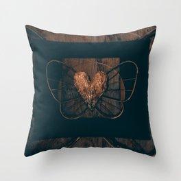 Elysium 2q by Kathy Morton Stanion Throw Pillow