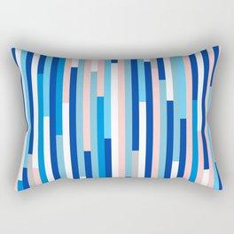 Mod Mod Walk Rectangular Pillow