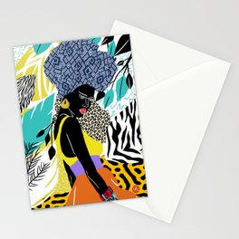 Crown Queen Stationery Cards