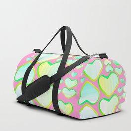 Coeur de printemps Duffle Bag
