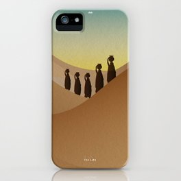 For Life iPhone Case