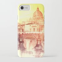 rome iPhone & iPod Cases featuring Rome by takmaj