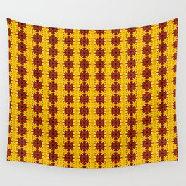 """""""A Gathering of Lilies"""" Remix - 4 (3-1) [D4469~57] (Addendum) Wall Tapestry"""