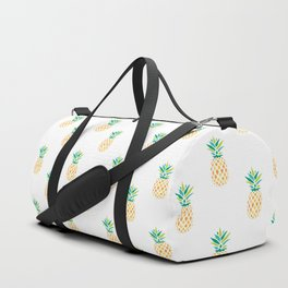 Summer Pineapple Duffle Bag