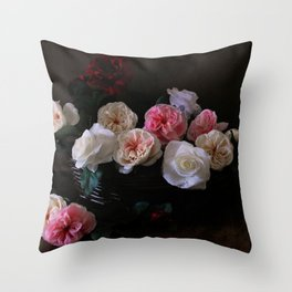 """Power, Corruption & Lies"" by Cap Blackard [Alternate Version] Throw Pillow"