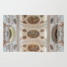 Waldsassen Basilica Ceiling (Nave) Rug