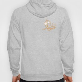 Neville the AWOL Narwhal Hoody