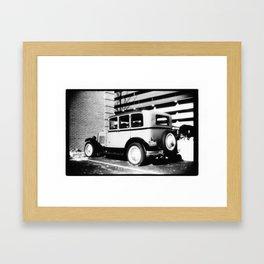 Automobile Framed Art Print