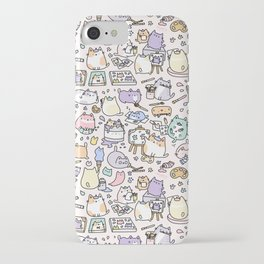 Artsy Cats iPhone Case