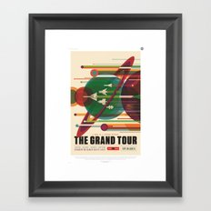 The Grand Tour  Framed Art Print