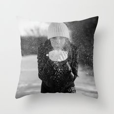 Breaking All Rules Throw Pillow