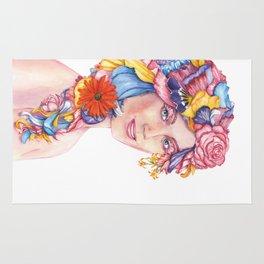 Goddess : Flora Rug