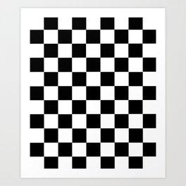 Checkerboard Kunstdrucke