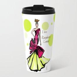 I love Raspberry Lemon Travel Mug
